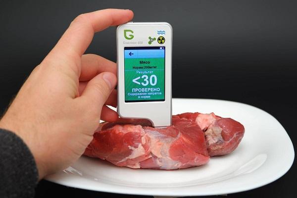 Нитраты в свежем мясе: </br>норма vs ПДК. Вычисляем и нейтрализуем
