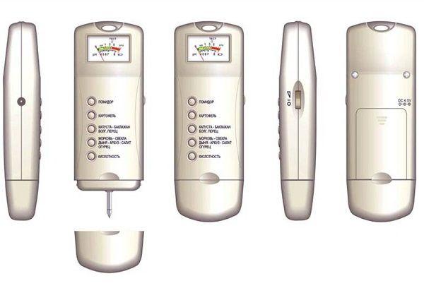 Нитратомер Vitatest vd-2007